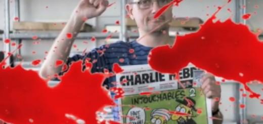 Charb caricaturista de Charlie Hebdo