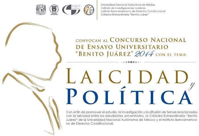 Concurso Benito Juarez UNAM Mexico