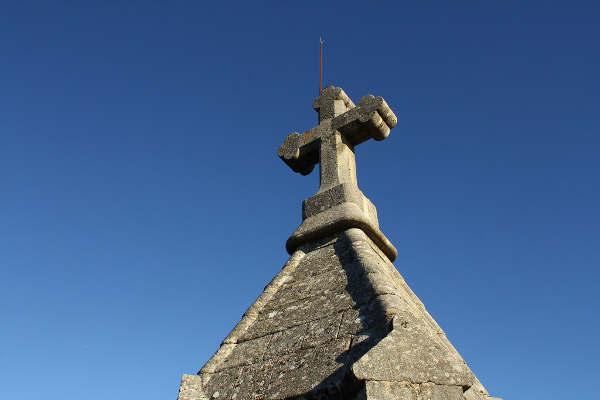 Cruz monte Aloya Pontevedra