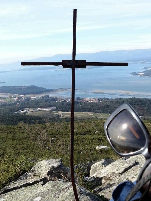 Cruz monte Xiabres Pontevedra 20150618 a