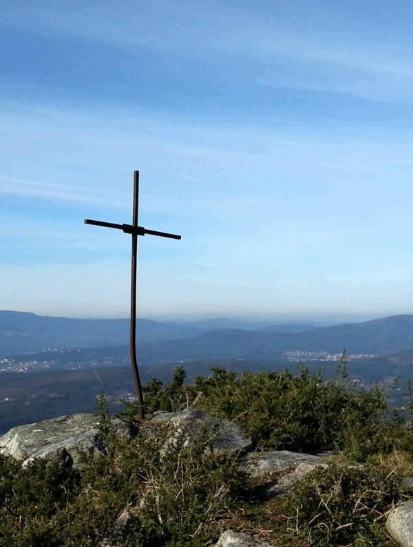 Cruz monte Xiabres Pontevedra 20150618 b