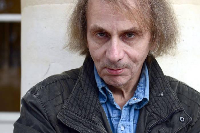 El escritor Michel Houellebecq. / MIGUEL MEDINA (AFP)