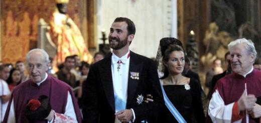 Los Reyes Felipe y Letizia, en una foto de archivo. CORDON