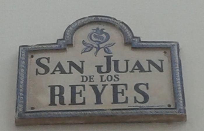Granada Calle San Juan de los Reyes