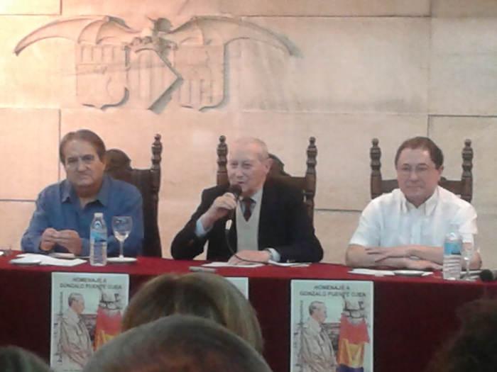 Homenaje Puente Ojea Madrid 2015