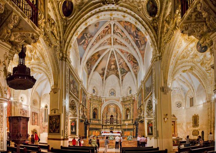 Iglesia San Agustín en Córdoba restaurada por la Junta de Andalucía con 3,5 millones de euros