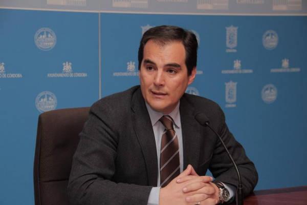 José Antonio Nieto alcalde de Córdoba (PP)