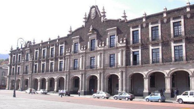 Palacio de Gobierno del Estado de México