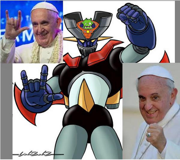 Papa Mazinger 2