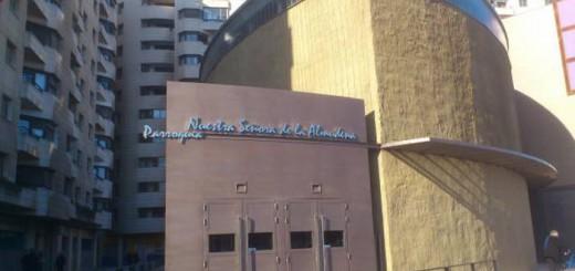 Parroquia N.S. de la Almudena en Zaragoza