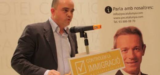 Plataforma per Catalunya Robert Hernando