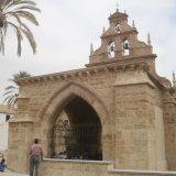 Plaza de la Fuensanta, con el Pocito en primer término. - SÁNCHEZ MORENO