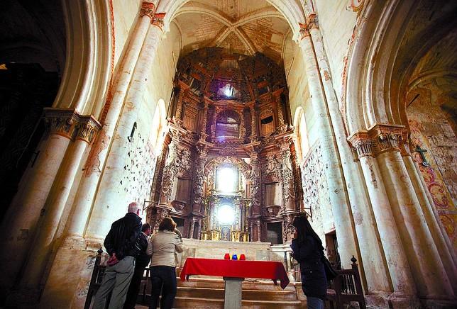 Iglesia de Villamorón (Burgos)