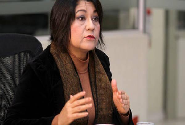 Rosario Varela, presidenta de la Red de Mujeres de La Laguna a favor del aborto. (Miguel Ángel González Jiménez)