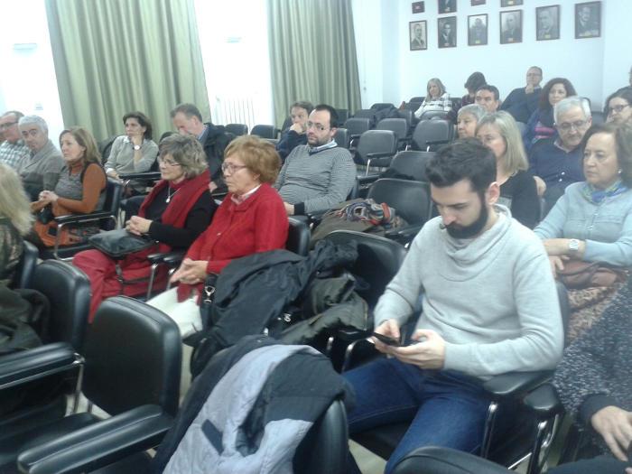 Tertulia laicista Albacete 20150112 b