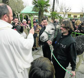 bendiciones en el zoo de Cordoba