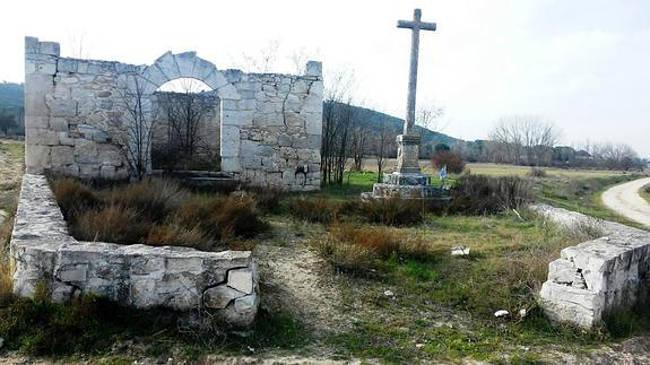 cristo de traspinedo Valladolid