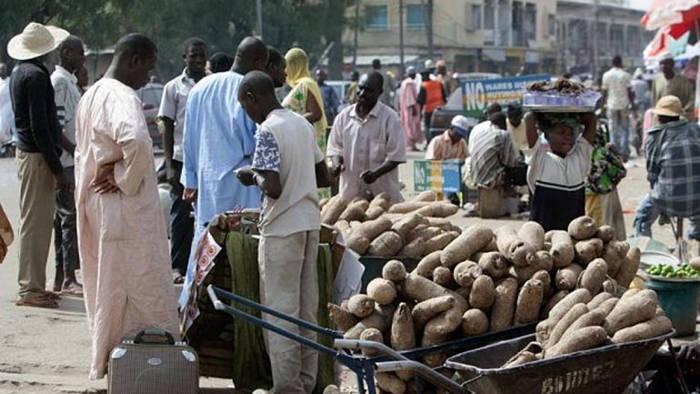 Mercado de Nigeria lugar del atentado