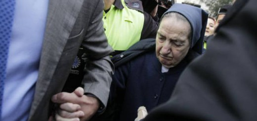 Sor María monja imputada por el robo de bebés