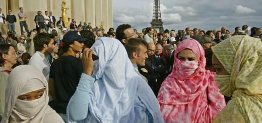 musulmanes Francia
