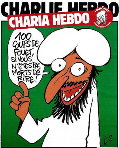 portada Charlie Hebdo islam