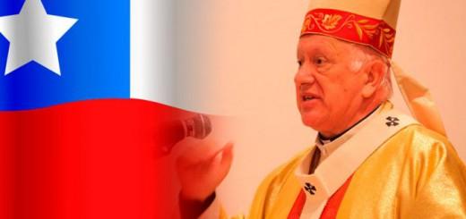 Cardenal Ricardo Ezzati Chile