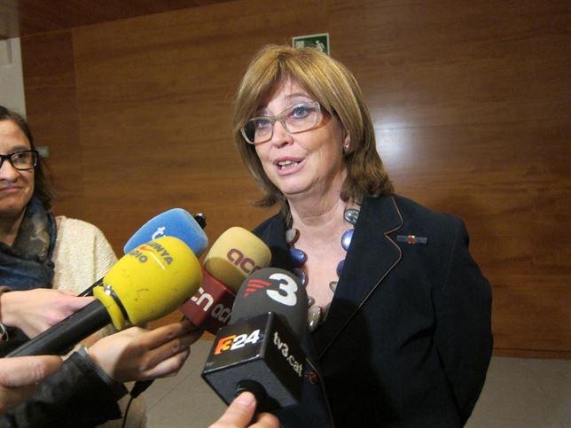 Irene Rigau consejera Educacion Catalunya