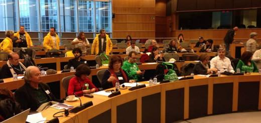 Jornada Educacion Parlamento Europeo 2015