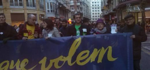 Mani Escuela que queremos Valencia Laica 20150221 f