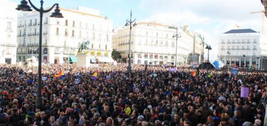 Marcha Podemos Madrid 2015
