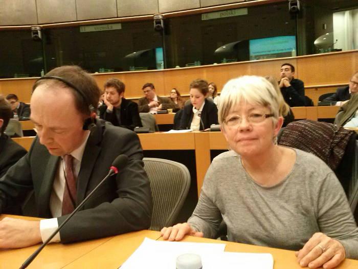 Parlamento Europeo Encuentro blasfemia 20150225 a