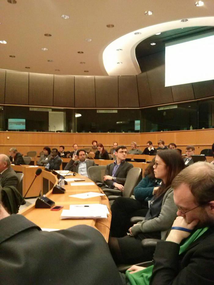 Parlamento Europeo Encuentro blasfemia 20150225 b