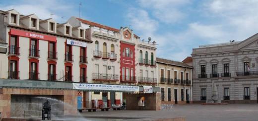 Plaza Ayuntamiento Alcazar