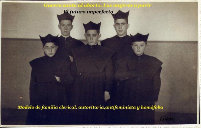 aborto y modelo familiar