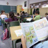 Clase de religión en un aula de Logroño. / Justo Rodriguez