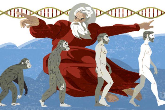 La especie adaptada - Observatorio del Laicismo - Europa Laica