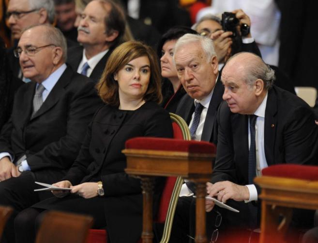 Blázquez, nombrado nuevo cardenal con la presencia de tres miembros del Gobierno