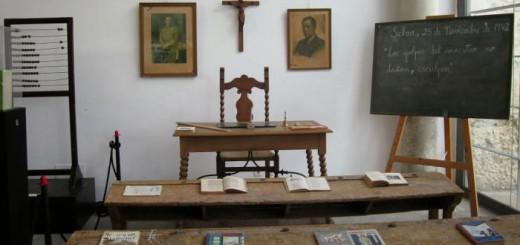 museo escuela franquista