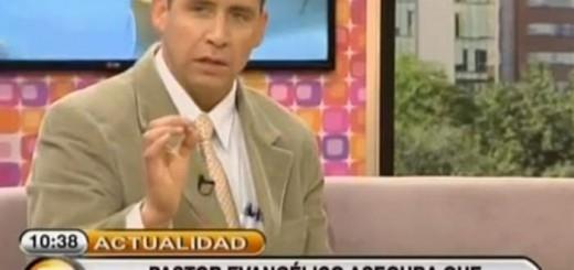 pastor Soto Chile terremoto ira divina