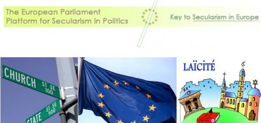 secularismo Parlamento Europeo