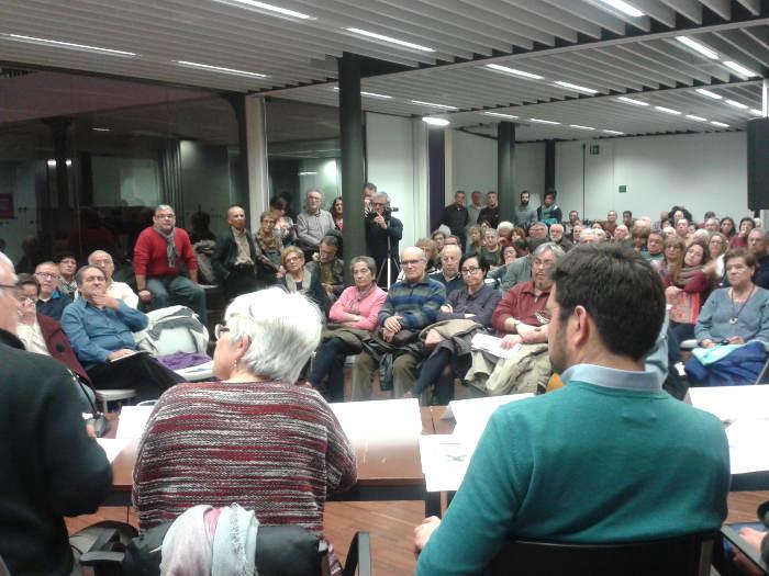 Acto Valencia Propuestas Electorales 20150325 asistentes