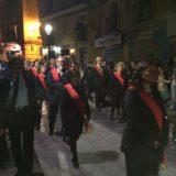 Alcalde Zaragoza procesion semana santa 2014