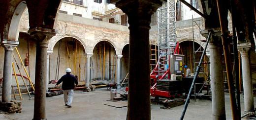 Banos arabes de Sevilla