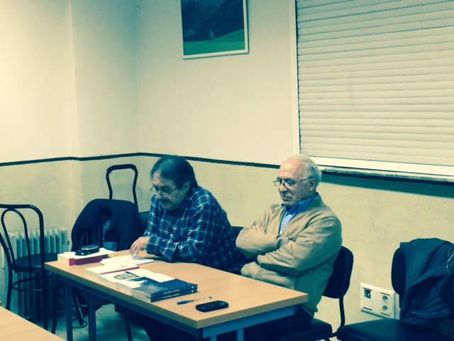 Charla Estado Laico Madrid P Carlos Borromeo 2015 mar 1