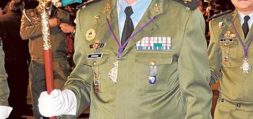 General Cifuentes Brigada Paracaidistas
