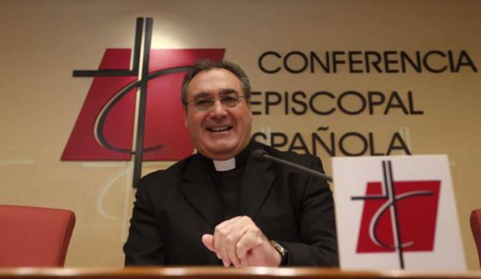 Gil Tamayo portavoz obispos CEE