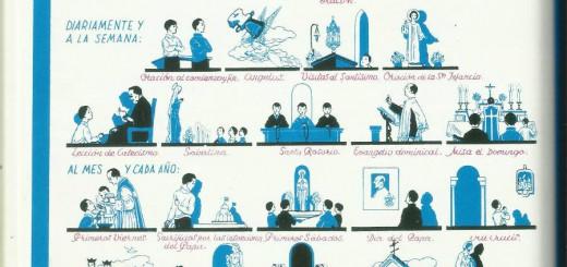 Iglesia religion escuela