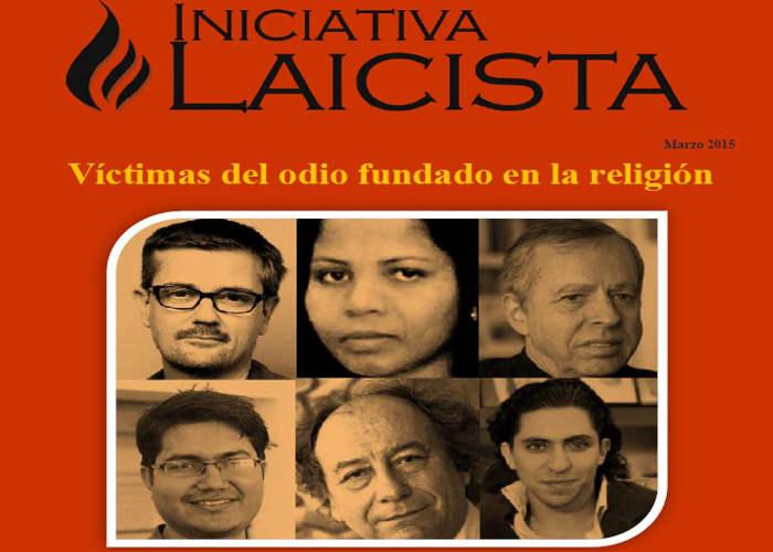 Iniciativa Laicista 18 marzo 2015