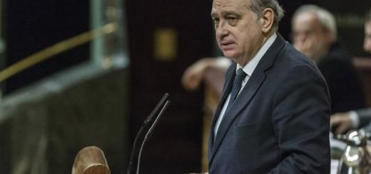 Jorge-Fernandez ministro Interior Ley de Seguridad 2015