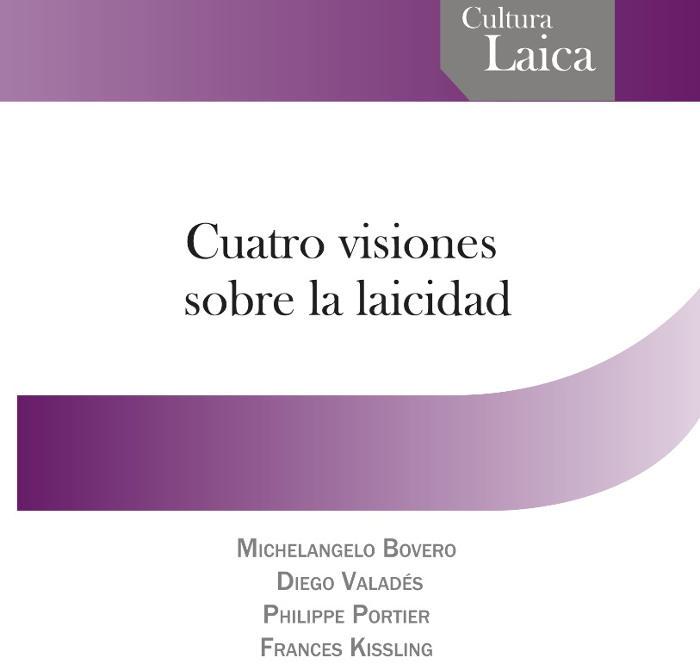 Libro cuatro visiones sobre la laicidad